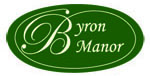 Byron Manor Logo