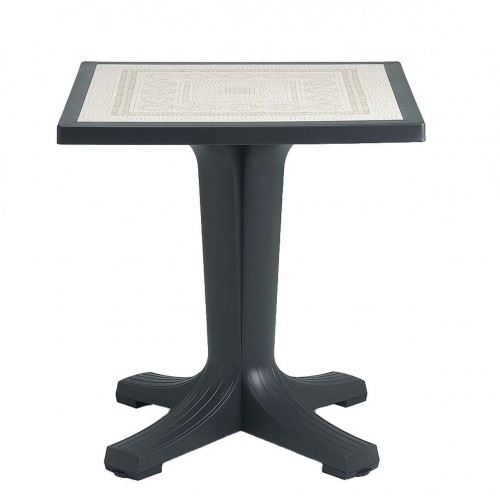 Giove 70 table - anthracite