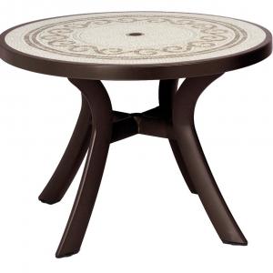 Toscana 100 Table - coffee