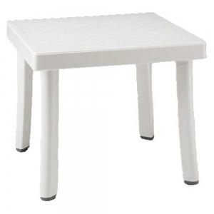 Rodi side table - white