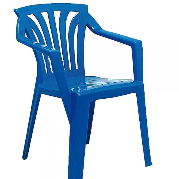 Ariel Chair - blue