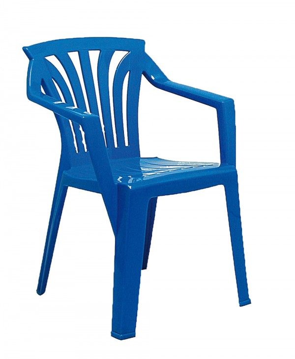 Ariel Chair - blue