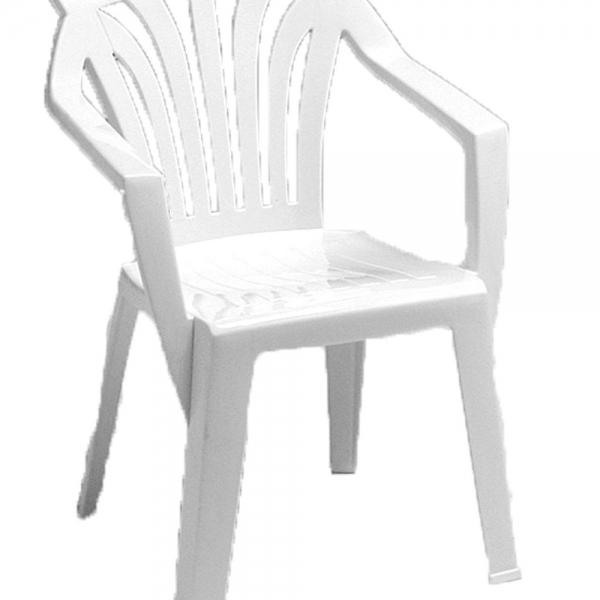 Ariel Chair - white