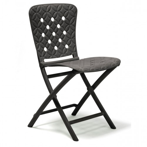 Zic Zac Spring Chair - Anthracite