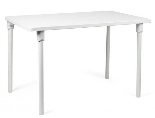 Zic Zac table - white