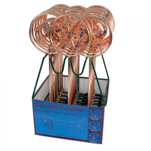 Large Sprinklers Display Stand