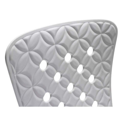 Zac Chair back - White