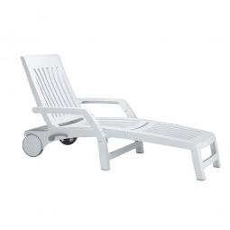 Nettuno Lounger - white