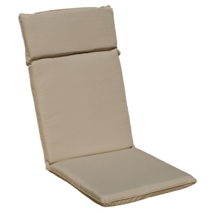 Flora cushion - beige