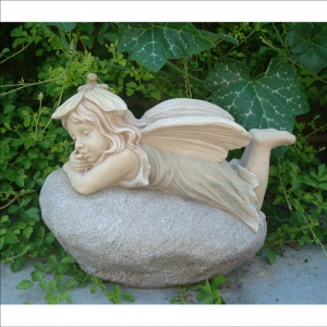 Bloom Fairy Statue