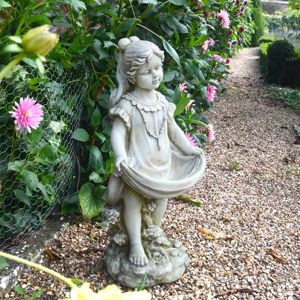 Jill Garden Statue