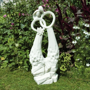 Just Married Contemporary Sculpture
