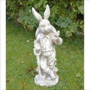 Mr Rabbit Statue