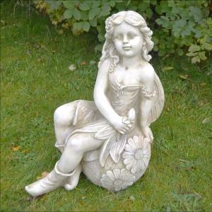 Petal Fairy Statue