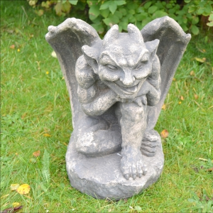 Raymond Gargoyle Statue