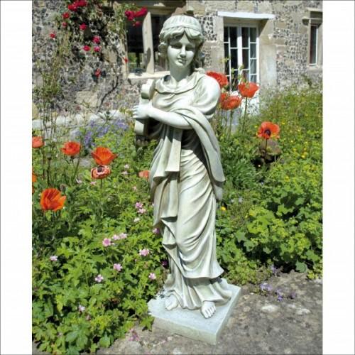 Rose Statue