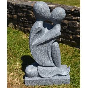 Sarti Contemporary Garden Sculpture