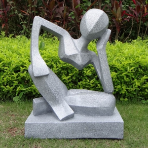 Cassis XST 530 Contemporary Garden Sculpture