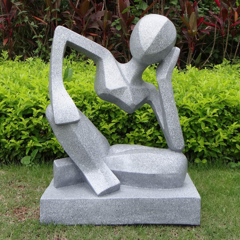 Ordinaire Cassis XST 530 Contemporary Garden Sculpture