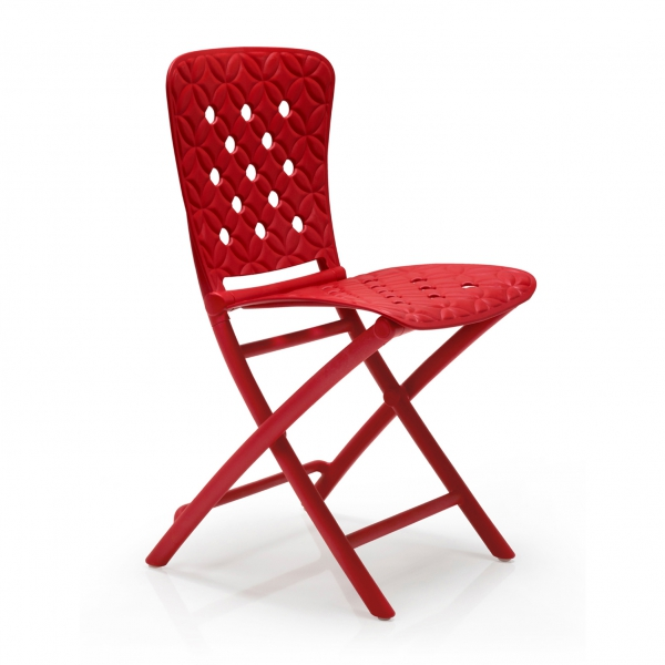 Zac Chair - red