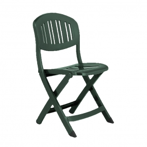 Capri chair - green