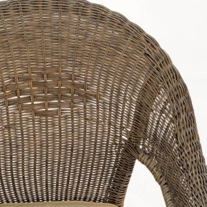 Bavaria Garden Chair Back Detail
