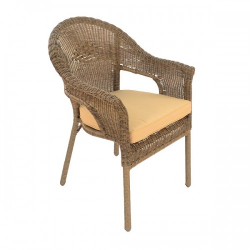 Bavaria Garden Chair Front Right