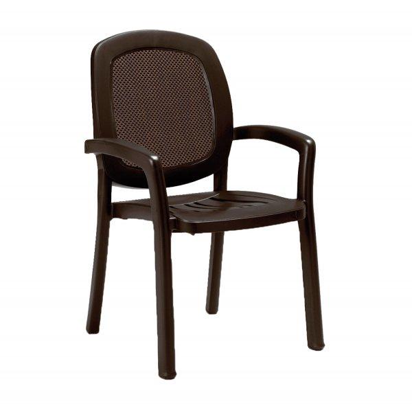 Beta Chair coffee