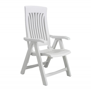 Flora chair white