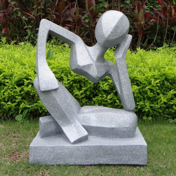 Cassis contemporary sculpture for Contemporary ornaments for the home