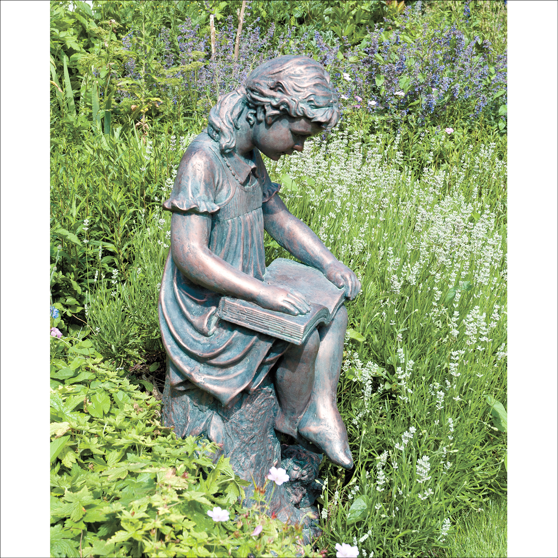 Daphne Statue 89cm Bronze Effect