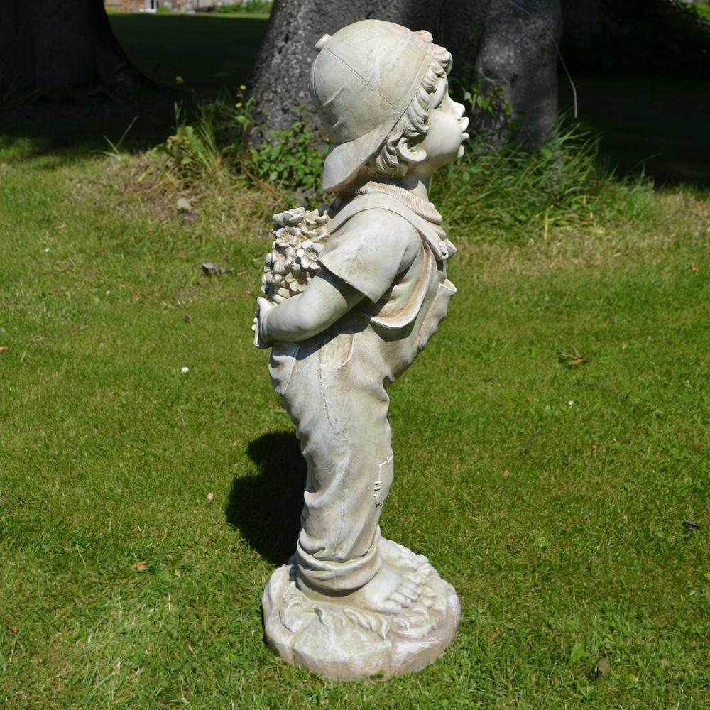 Henry Garden Statue