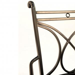 Treviso Garden Chair Back Detail