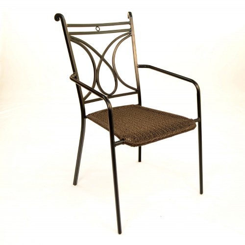 Treviso Garden Chair Front Right