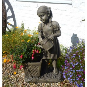 Daisy the Girl Planter