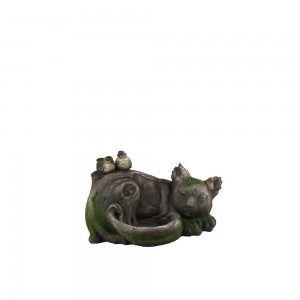 Driftwood Cat