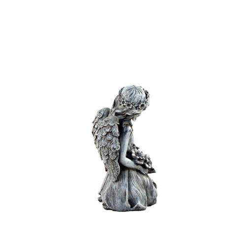 Flower Angel kneeling