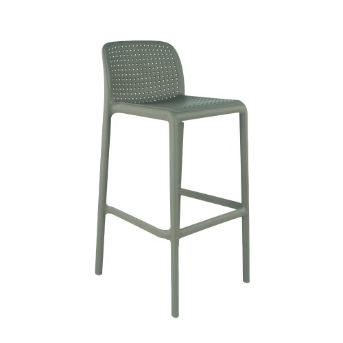 Lido bar stool - Turtle Dove