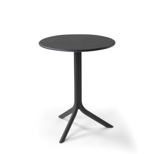 Step Table Anthracite