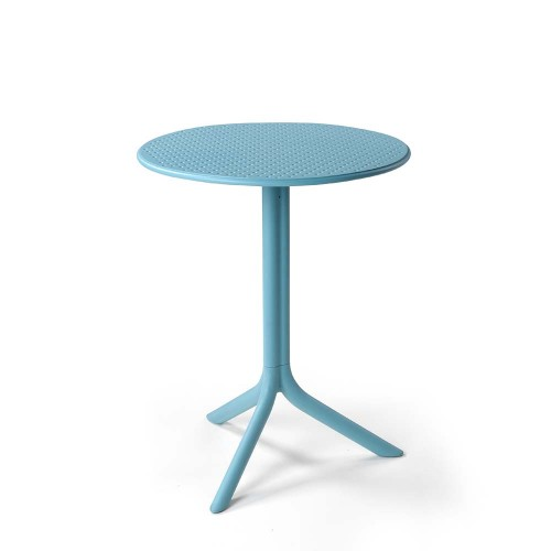 Step Table sky blue