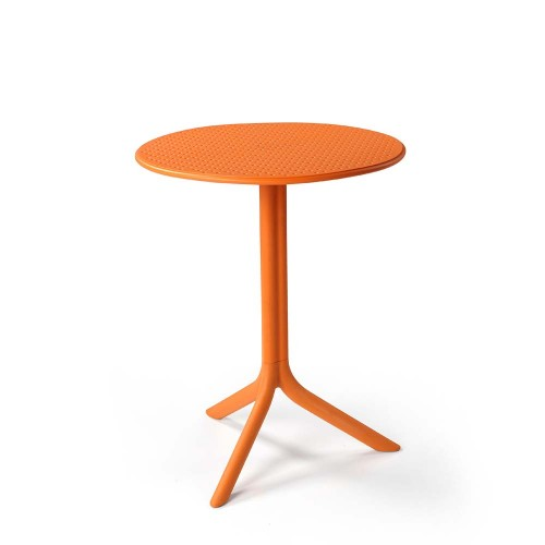Step Table orange