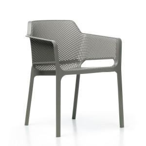 Net chair Turtle Dove grey