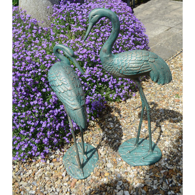 Cranes Pair