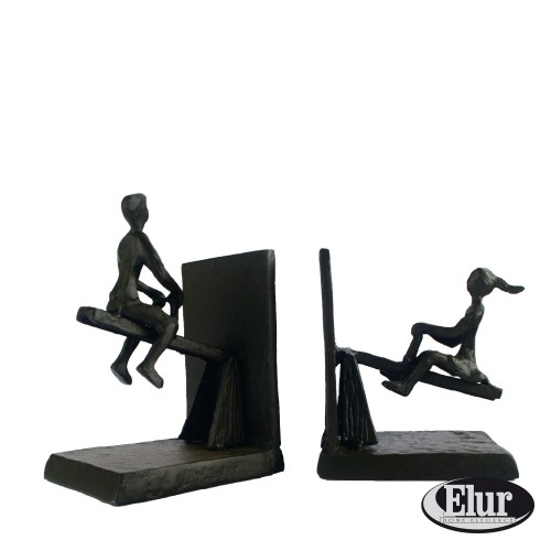 See Saw Book Ends