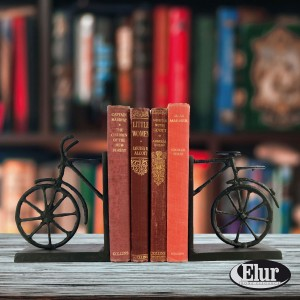 Bicycle Book Ends