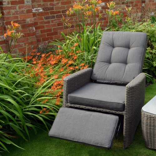 Milbrone Recliner Chair Reclined