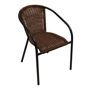 San Luca twisted wicker chair
