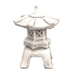 PAGODA Low Antique Stone Effect