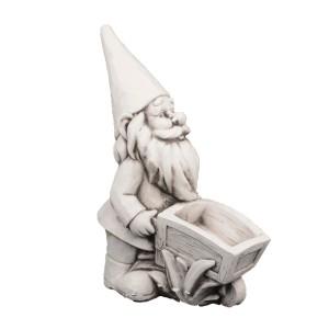 Wheelbarrow Gnome