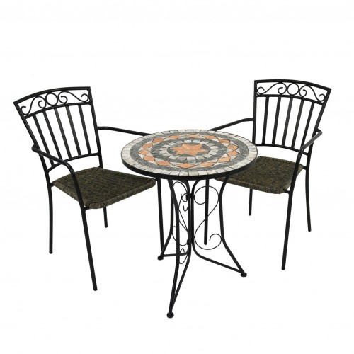Nova Bistro table with Modena chairs